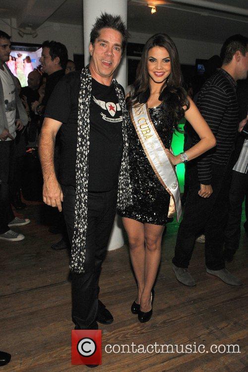 Andy Hilfiger, Miss Cuba Andy Hilfiger introduces rock...