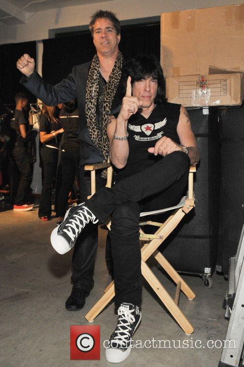 Andy Hilfiger,Marky Ramone Andy Hilfiger introduces rock inspired...