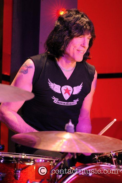 Marky Ramone Andy Hilfiger introduces rock inspired clothing...