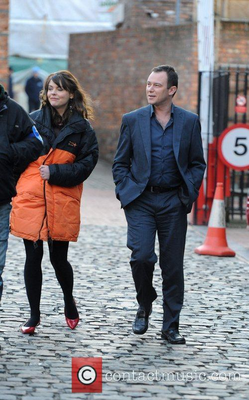 Andrew Lancel makes his first outing as a...