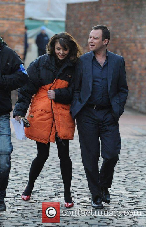 Andrew Lancel, Kate Ford Andrew Lancel makes his...