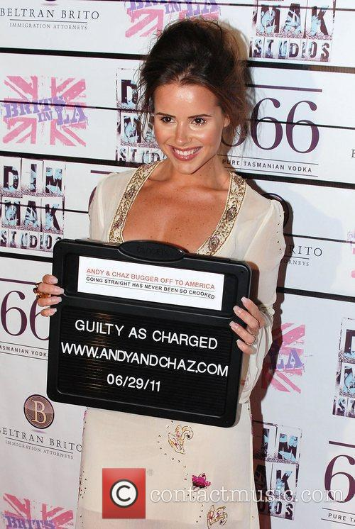 'Andy & Chaz Bugger Off to America' Premiere...