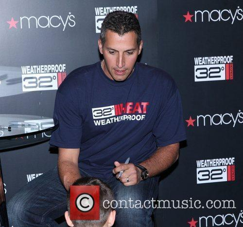 Andy Pettitte and Macy's 2