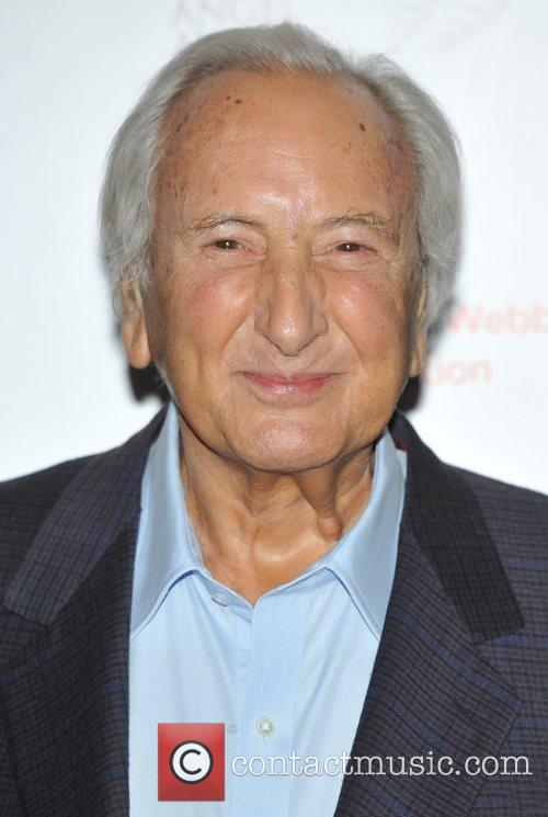 Michael Winner at the Palace Theatre in 2011