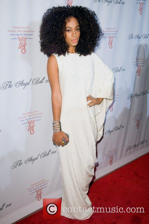 Solange Knowles and Dee Hilfiger 3