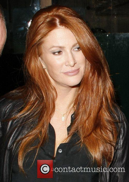 Angie Everhart 1