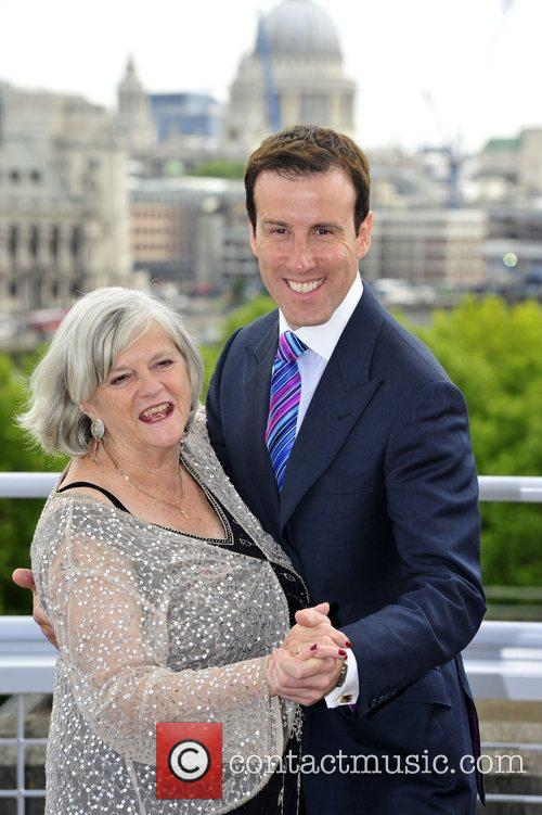 Ann Widdecombe and Anton du Beke join forces...