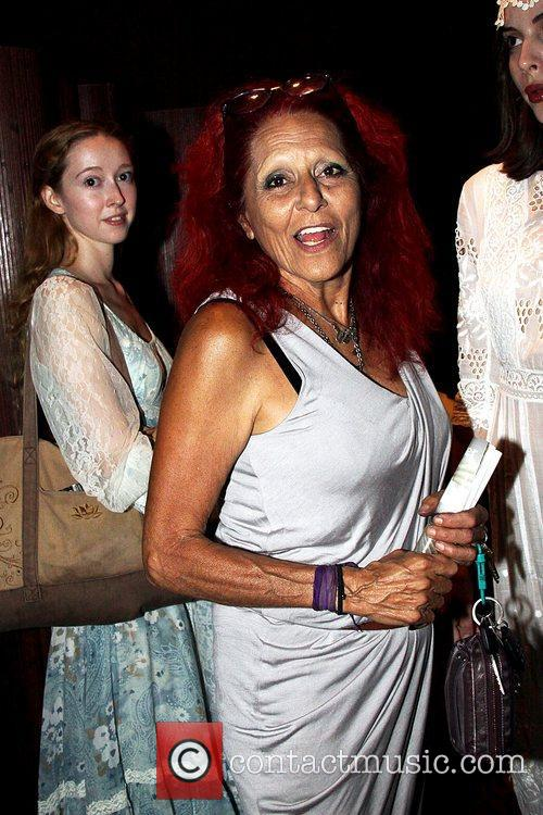 Patricia Field   Benefit dinner at the...