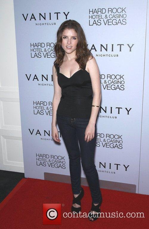 Celebrates her birthday at Vanity nightclub, Hard Rock...