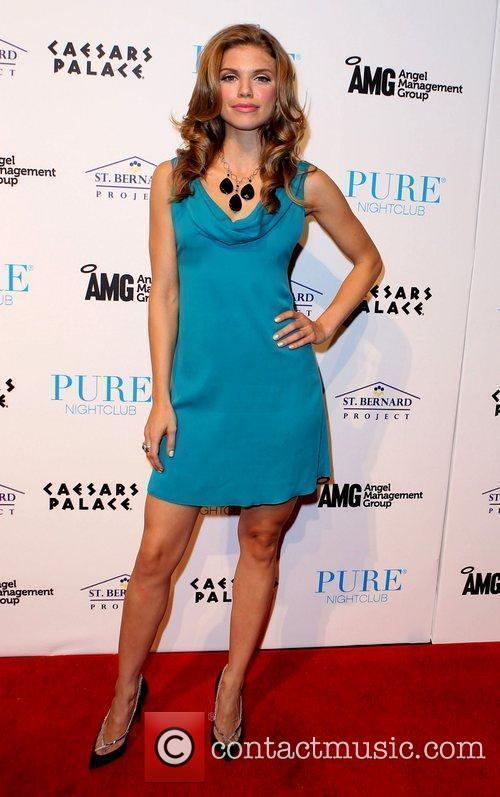 Annalynne Mccord and Pure Nightclub 5