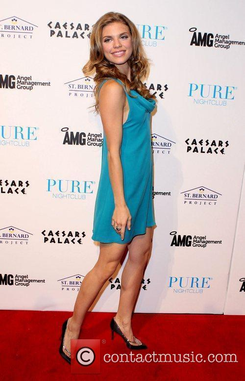 Annalynne Mccord and Pure Nightclub 1