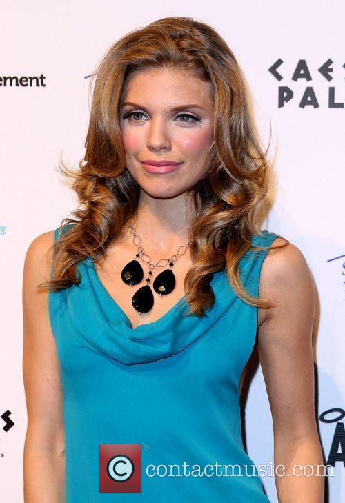 Annalynne Mccord and Pure Nightclub 6
