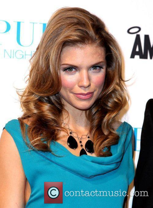 Annalynne Mccord and Pure Nightclub 7
