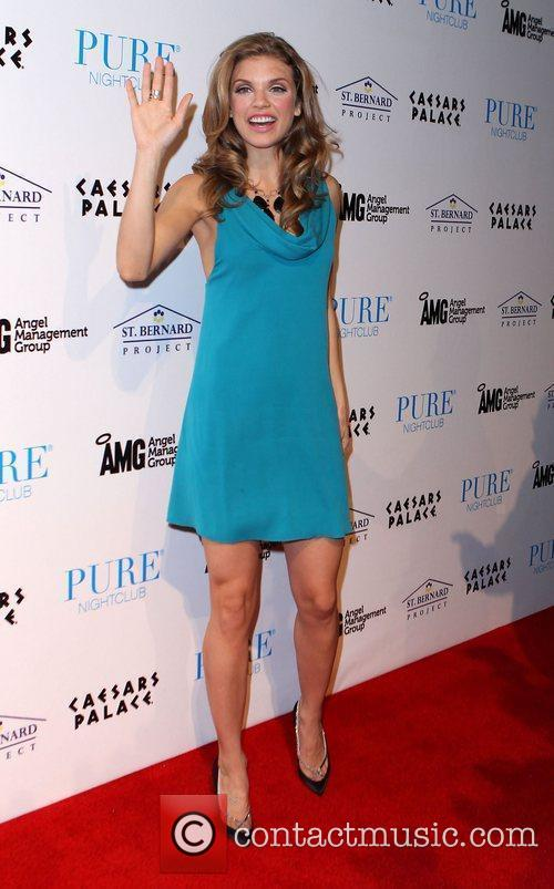 Annalynne Mccord and Pure Nightclub 2