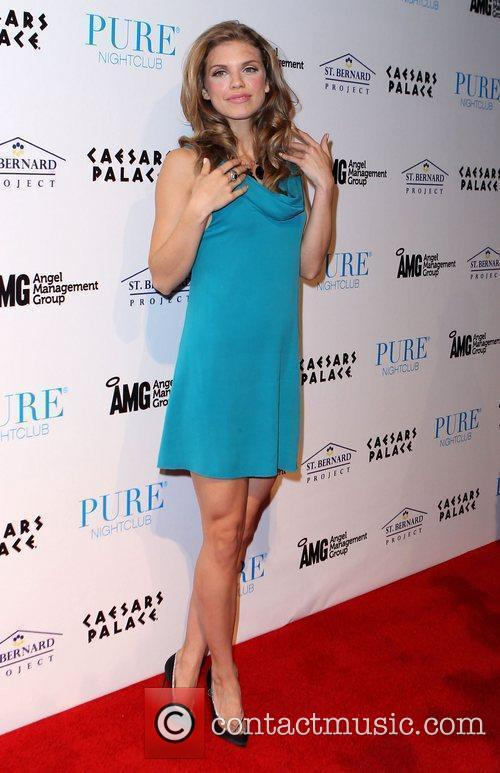 AnnaLynne McCord, Pure Nightclub