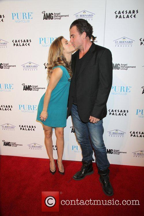 AnnaLynne McCord, Dominic Purcell, Pure Nightclub