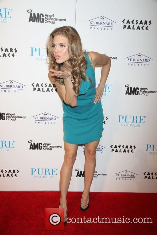 AnnaLynne McCord and Pure Nightclub 13