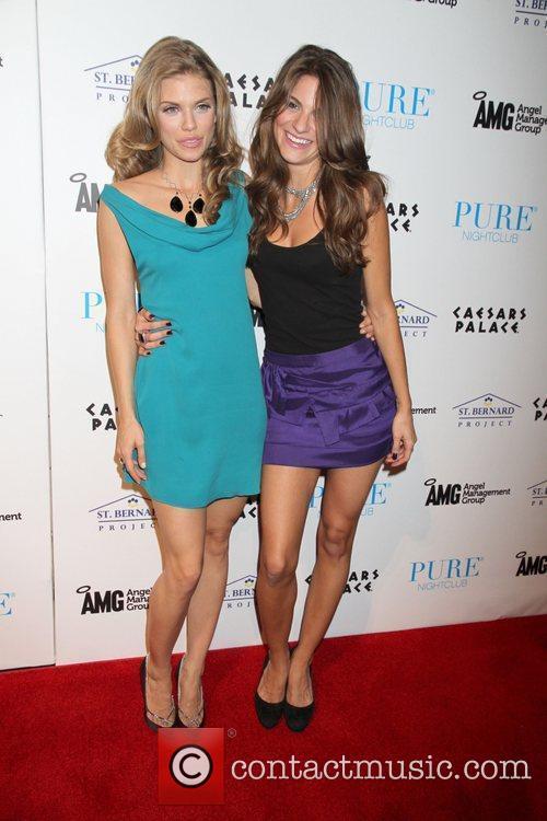 AnnaLynne McCord and Pure Nightclub 2