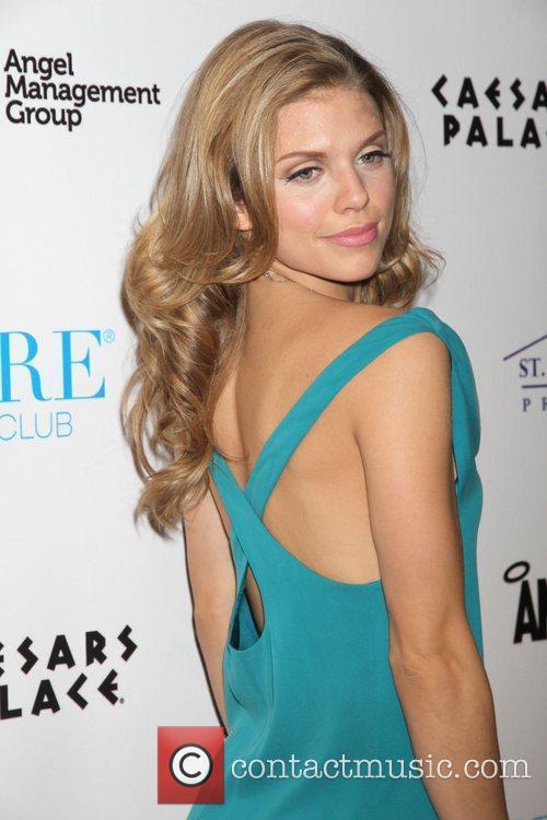 AnnaLynne McCord and Pure Nightclub 7