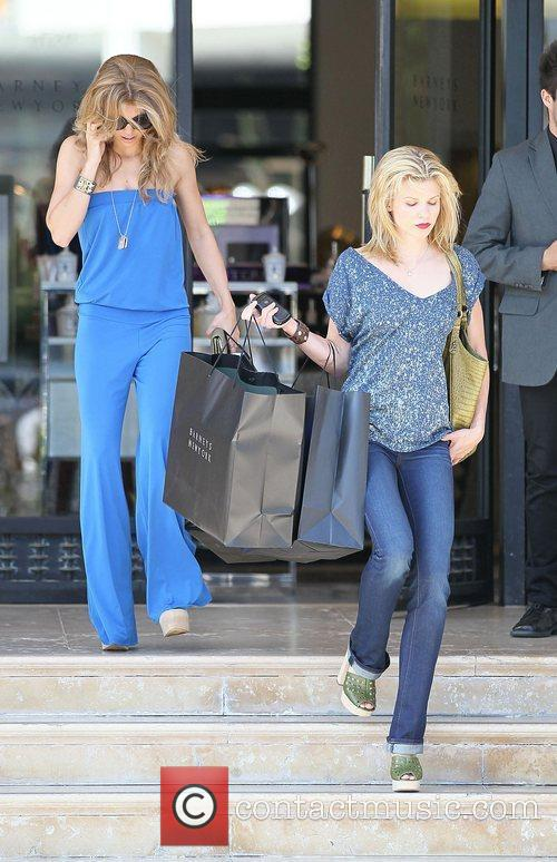 AnnaLynne McCord shop for shoes at Barney's Of...