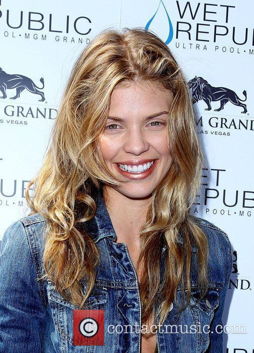 AnnaLynne McCord, Las Vegas and Mgm 25