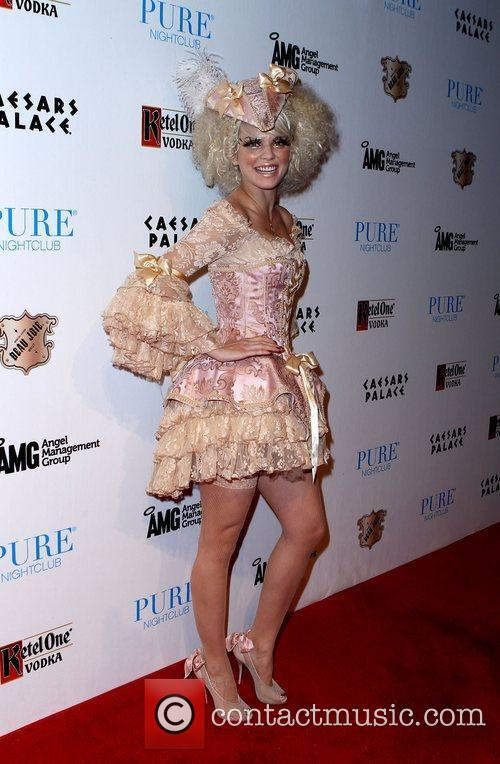 Annalynne Mccord and Caesars Palace 4