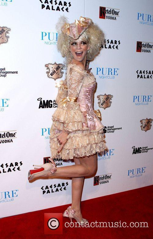 Annalynne Mccord and Caesars Palace 7