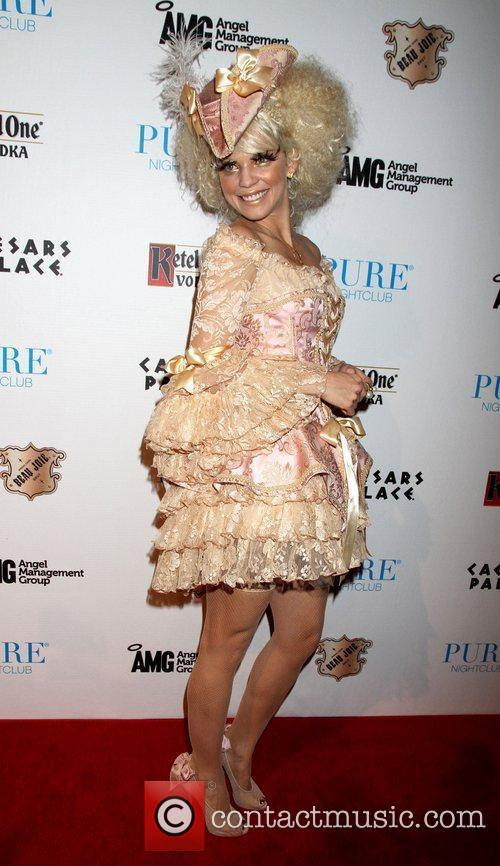 AnnaLynne McCord and Caesars Palace 35