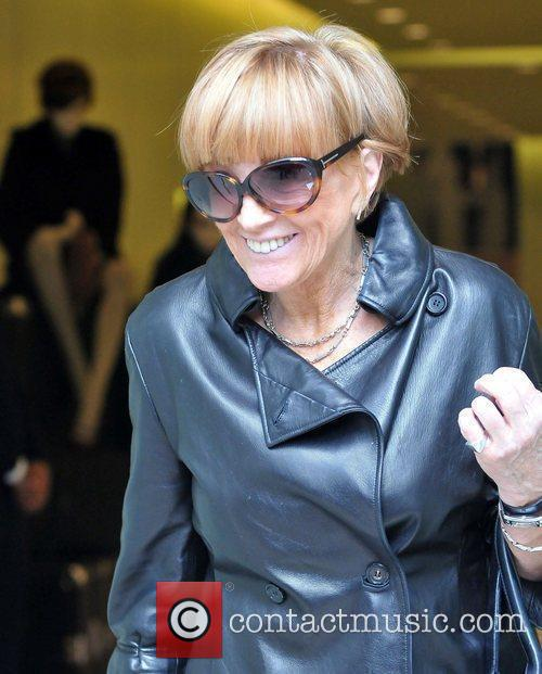 Anne Robinson Is Leaving 'Watchdog' After 15 Years