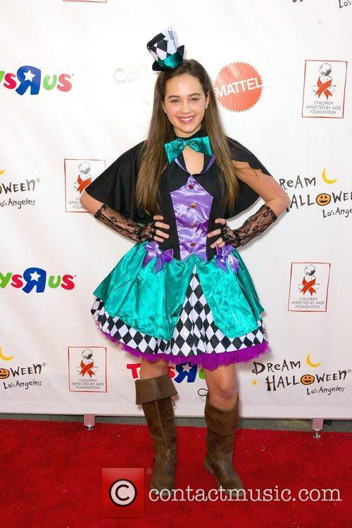 Mary Mouser,  at the 18th Annual Dream...