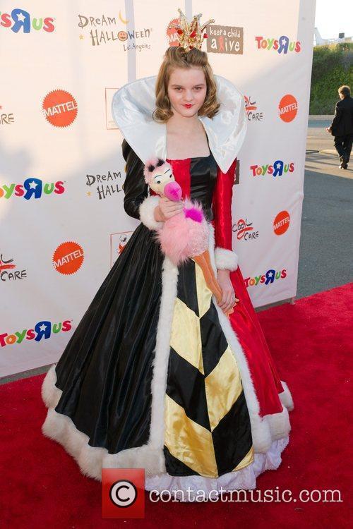 Kerris Dorsey 18th Annual Dream Halloween to benefit...