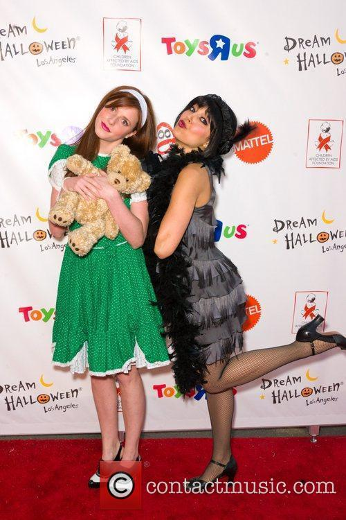 Tara Perry and Yvette Gonzalez-Nacer 18th Annual Dream...
