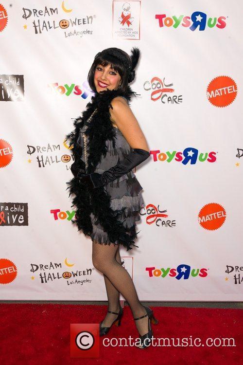 Yvette Gonzalez-Nacer 18th Annual Dream Halloween to benefit...