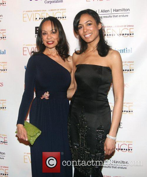 Alicia Bythewood and Brie Bythewood 7th Annual Evidence...