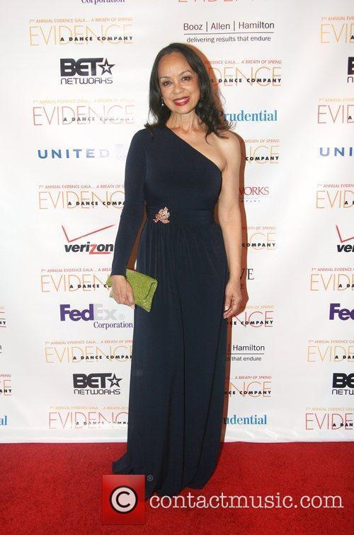 Alicia Bythewood  7th Annual Evidence Gala...A Breath...