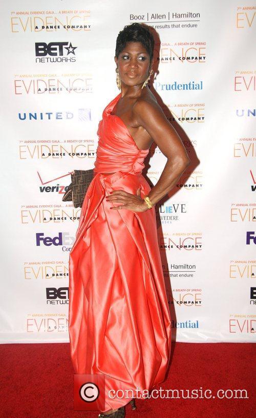 Jocelyn Taylor  7th Annual Evidence Gala...A Breath...