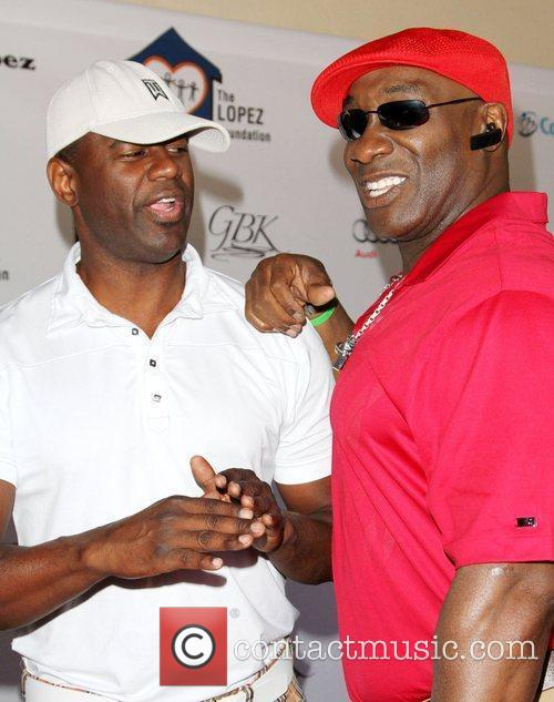 Brian Mcknight and Michael Clarke Duncan 2