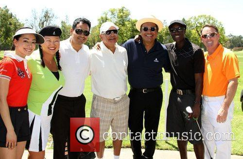 Aimee Garcia, Cheech Marin, Don Cheadle and George Lopez 4