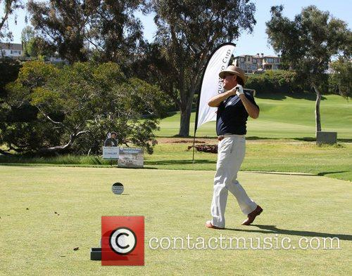 The 4th Annual Lopez Foundation Celebrity Golf Classic...