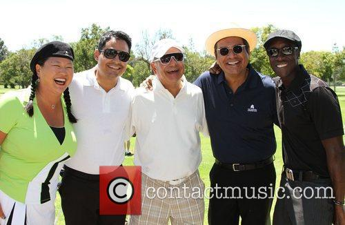 Cheech Marin, Don Cheadle and George Lopez 10