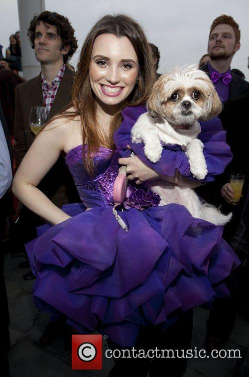Cristine Brown Animalfair.com's 11th Annual Paws For Style...
