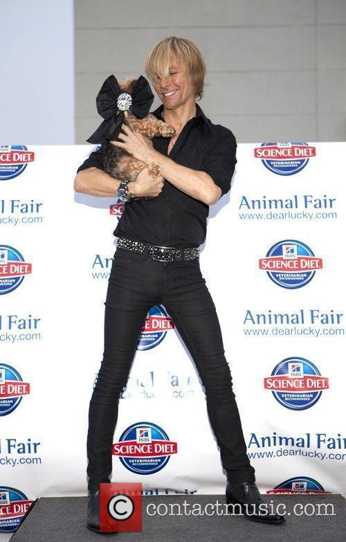 Marc Bower Animalfair.com's 11th Annual Paws For Style...