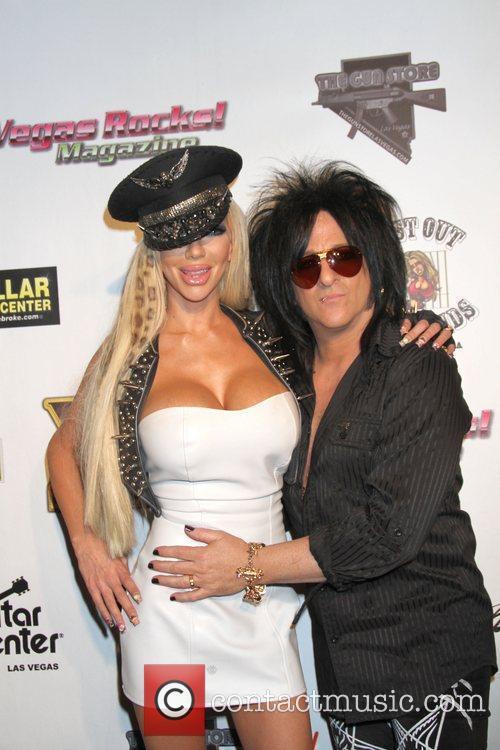 Steve Stevens, Josie Stevens The 2nd Annual Vegas...