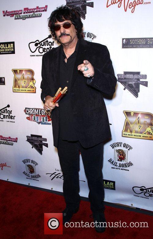 Carmine Appice The 2nd Annual Vegas Rocks! Magazine...