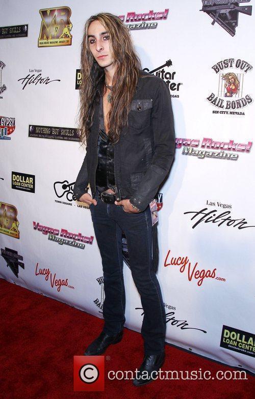 Dario Lorina The 2nd Annual Vegas Rocks! Magazine...