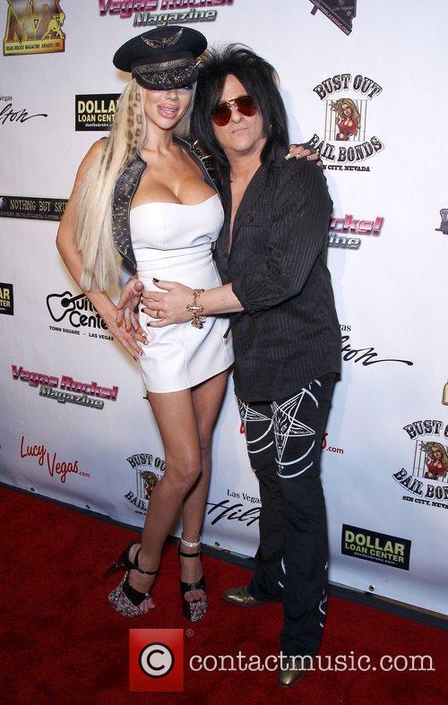 Josie Stevens, Steve Stevens The 2nd Annual Vegas...