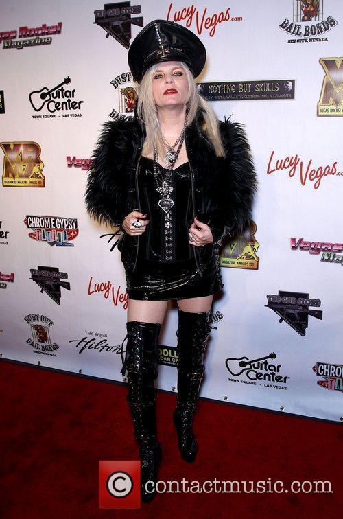 Sally Steele The 2nd Annual Vegas Rocks! Magazine...