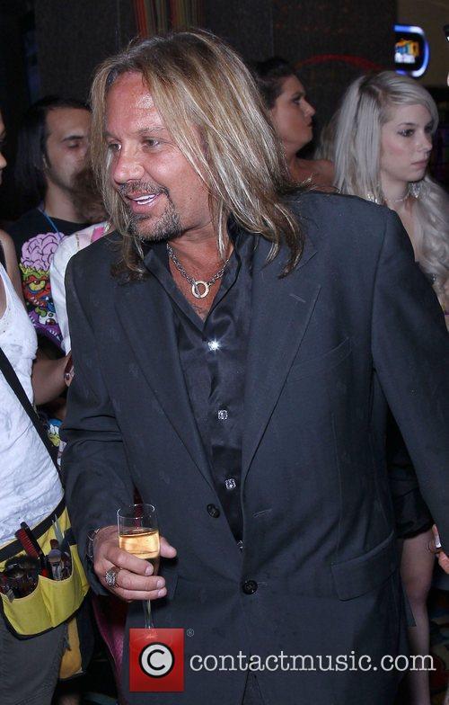 Vince Neil The 2nd Annual Vegas Rocks! Magazine...