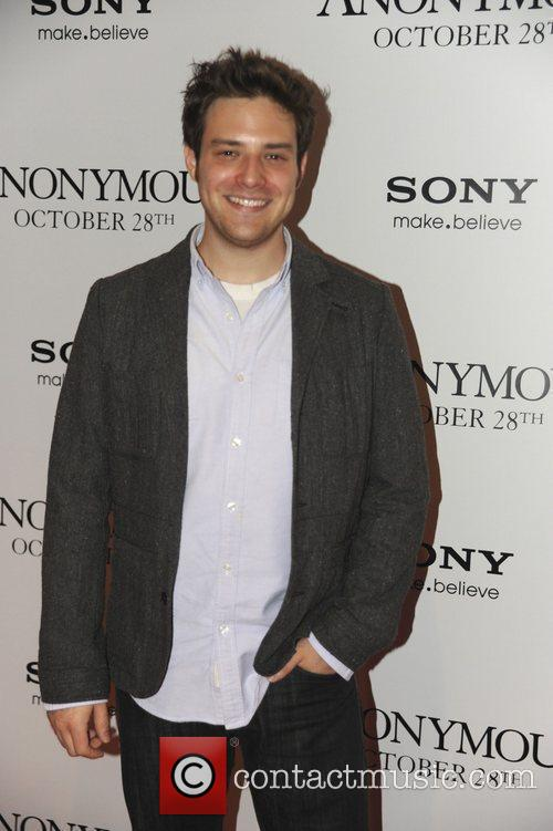 Ben Rappaport 'Anonymous' screening at the The Museum...