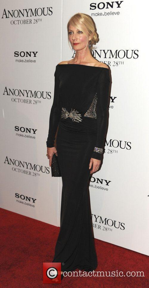 Joely Richardson 'Anonymous' screening at the The Museum...